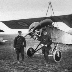 Morane Saulnier Type L / Lacrouze Bobba