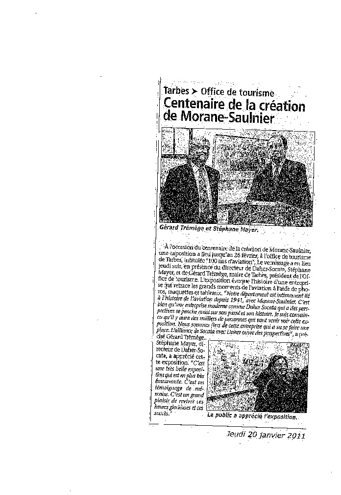 La semaine des Pyrénées Janv.2011