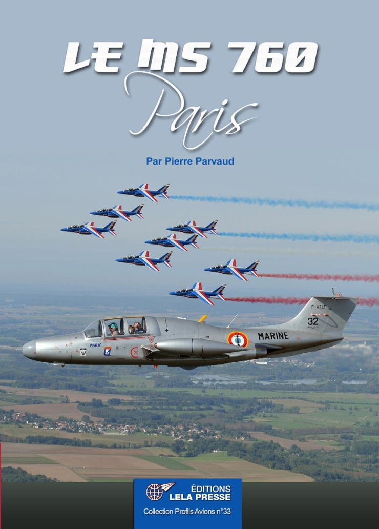 Le MS760 Paris par Pierre Parvaud