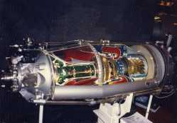 La première turbine PT6A-40/1